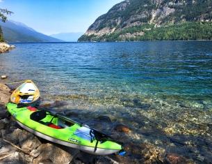 Slocan Lake, BC