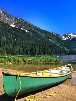 Gibson Lake, Kokanee Glacier Provincial Park